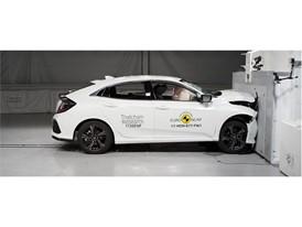 Honda Civic - Frontal Full Width test 2017