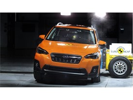Subaru XV - Side crash test 2017