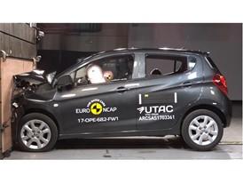 Opel Karl - Frontal Full Width test 2017