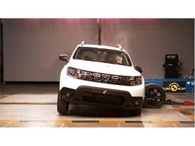 Dacia Duster - Side crash test 2017