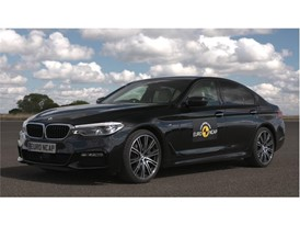 Euro NCAP 2018 Automated Driving - BMW 5 Series Picture