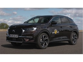 Euro NCAP 2018 Automated Driving - DS 7 Crossback Picture