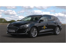 Euro NCAP 2018 Automated Driving - Ford Focus Picture