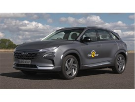 Euro NCAP 2018 Automated Driving - Hyundai NEXO Picture