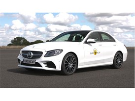 Euro NCAP 2018 Automated Driving - Mercedes-Benz C-Class Picture