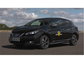 Euro NCAP 2018 Automated Driving - Nissan LEAF Picture