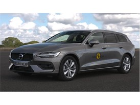 Euro NCAP 2018 Automated Driving - Volvo V60 Picture