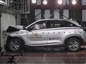 Hyundai NEXO - Frontal Full Width test 2018