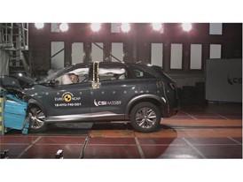 Hyundai NEXO - Frontal Offset Impact test 2018
