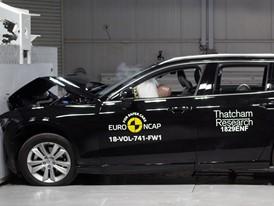 Volvo V60 - Frontal Full Width test 2018