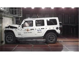 Jeep Wrangler - Frontal Full Width test 2018