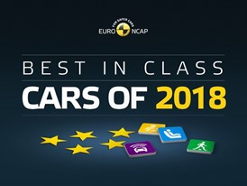 Euro NCAP Best in Class 2018