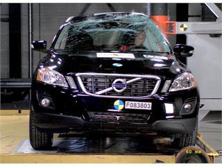 Volvo XC60 -  Euro NCAP Results 2009