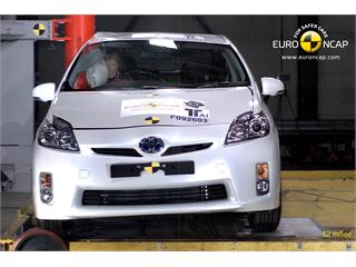 Toyota Prius -  Euro NCAP Results 2009