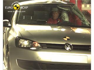 VW Polo -  Euro NCAP Results 2009