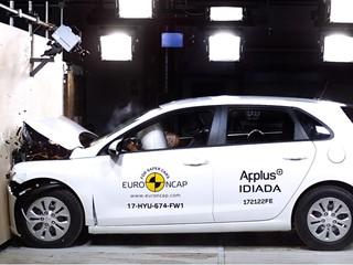 Hyundai I30 - Euro NCAP Results 2017