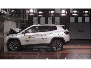 Jeep Compass - Euro NCAP Results 2017