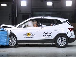 Seat Arona - Euro NCAP Results 2017