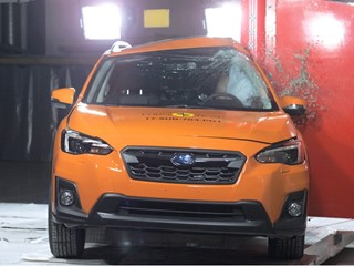 Subaru Impreza - Euro NCAP Results 2017