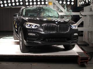 BMW X3-X4 - Euro NCAP Results 2017