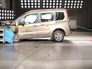 Ford Tourneo Connect - Euro NCAP Results 2018