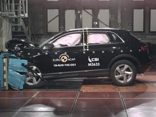 Audi Q3 - Euro NCAP Results 2018