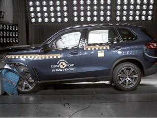 BMW X5 - Euro NCAP Results 2018