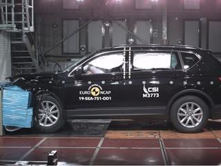 SEAT Tarraco - Euro NCAP Results 2019