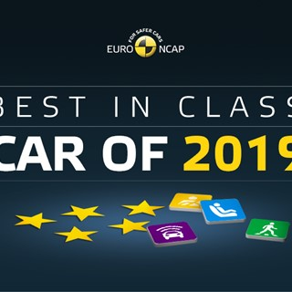 Euro NCAP's Best of the Best of 2019
