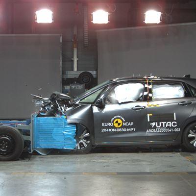 The Stars Align for Mazda MX-30 and Honda Jazz