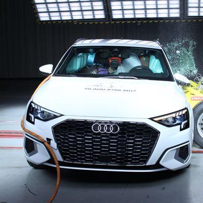 Audi A3 - Far-Side impact test 2020