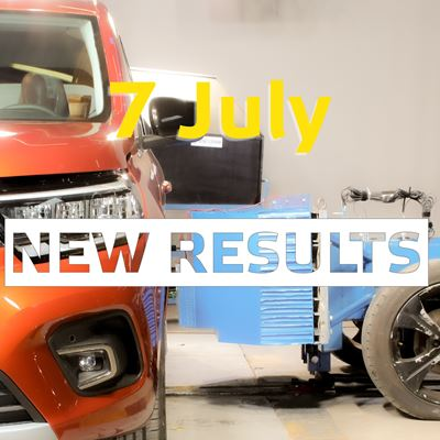 Euro NCAP to Launch Fourth Round of 2021 Safety Results