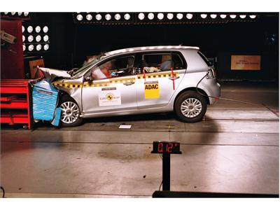VW Golf -  Euro NCAP Results 2009