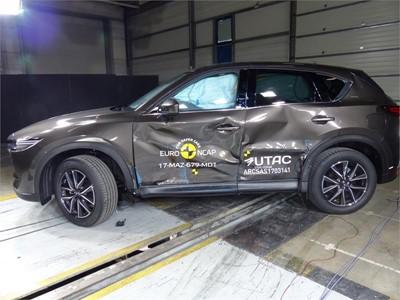 Mazda CX-5 - Euro NCAP Results 2017