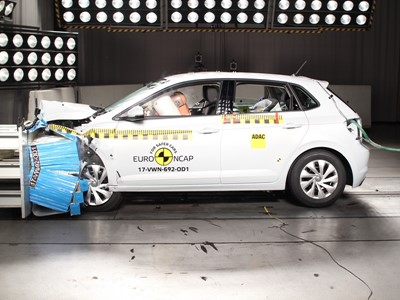 VW Polo  - Euro NCAP Results 2017