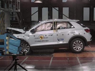 VW T Roc  - Euro NCAP Results 2017