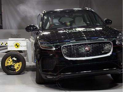 Jaguar E-Pace - Euro NCAP Results 2017