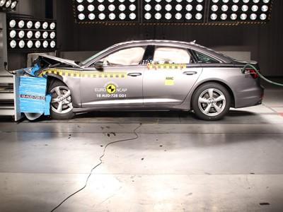 Audi A6 - Euro NCAP Results 2018