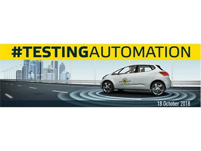 #TestingAutomation - For the first time, Euro NCAP puts automated driving technology to the test