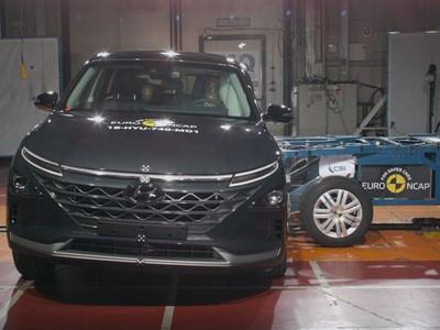 Hyundai NEXO - Euro NCAP Results 2018