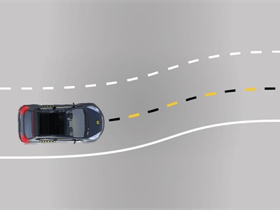 Euro NCAP - Steering a s-curve