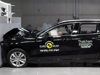 Volvo V60 - Euro NCAP Results 2018