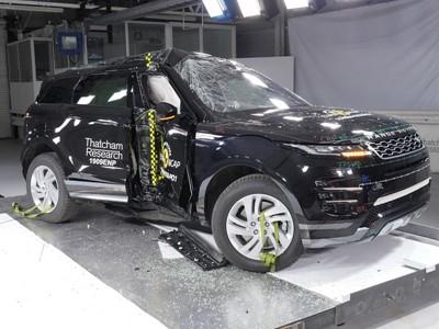 Range Rover Evoque - Euro NCAP Results 2019