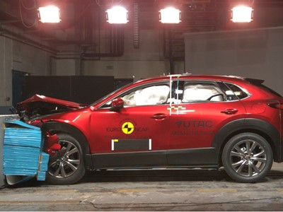 2019 Ratings Continue to Smash Records as Mazda Excels in Latest Crash Tests