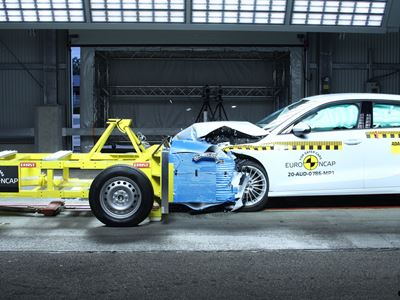 Latest Euro NCAP Ratings Refocus Attention on Improving Vehicle Compatibility