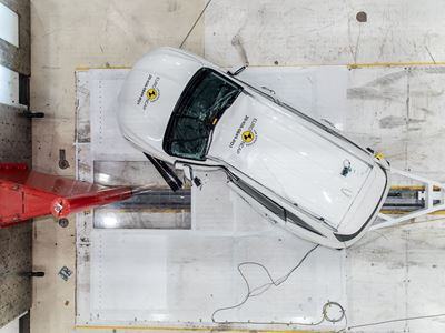 Kia Sorento - 2020 - after crash