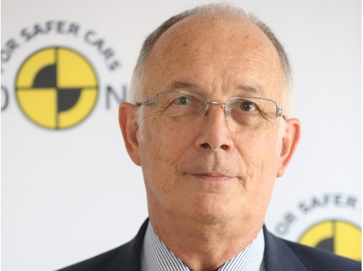 Pierre Castaing - Euro NCAP Chairman and President