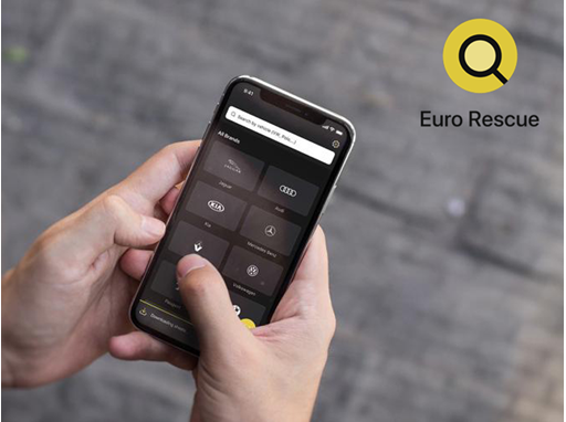 Euro NCAP Improves Tertiary Safety by Introducing a Mobile App for First Responders in Europe