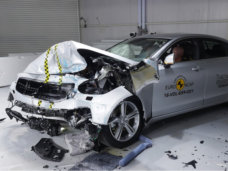 Euro Ncap Newsroom Latest Volvos Stunt Ford S Mighty Mustang