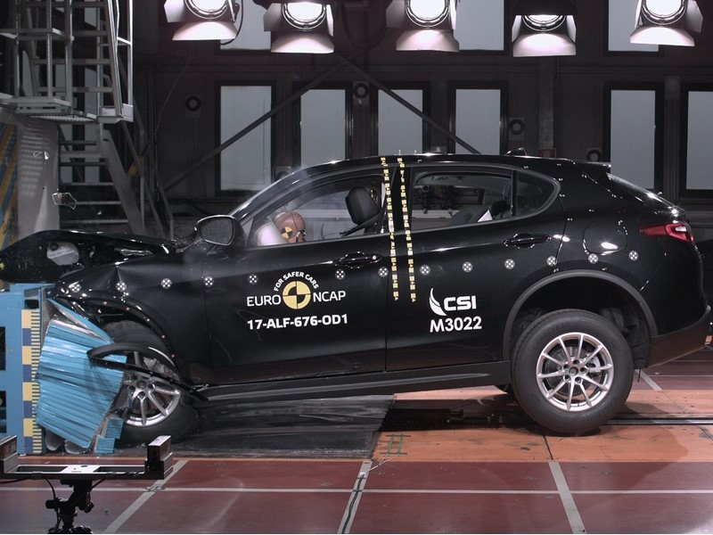 Euro NCAP Newsroom : Alfa Romeo Stelvio - Euro NCAP Results ...